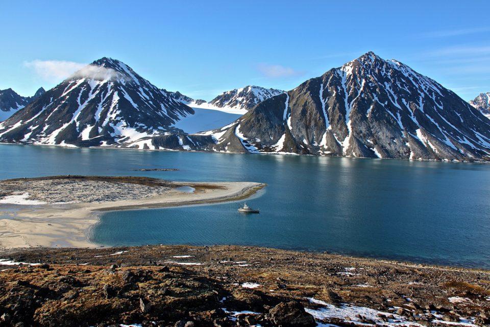 Svalbard Bay